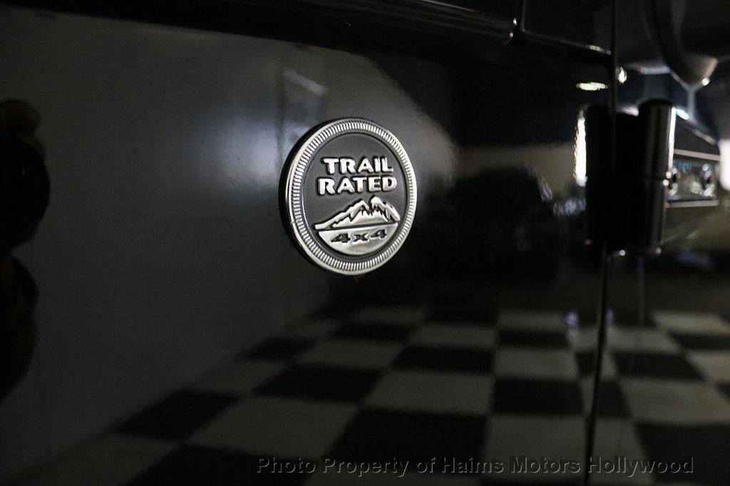 2017 Jeep Wrangler Unlimited Sahara 4x4 - 17858508 - 22