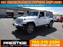 2017 Jeep Wrangler Unlimited - 1C4BJWEG0HL726417