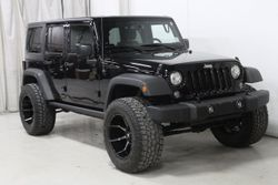 2017 Jeep Wrangler Unlimited - 1C4BJWDG0HL622107