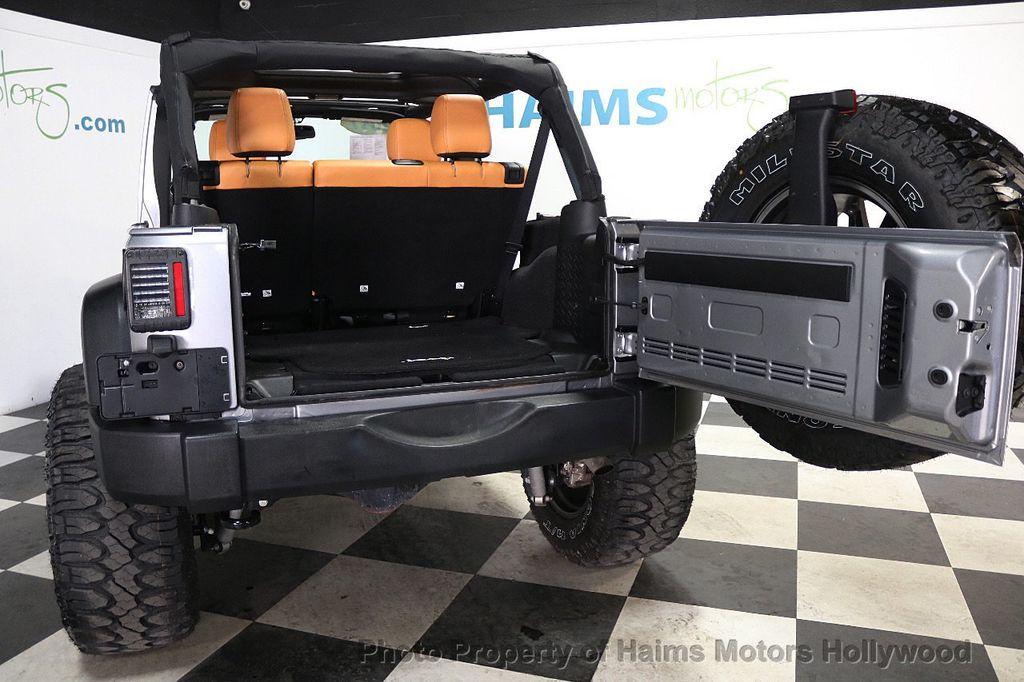 2017 Jeep Wrangler Unlimited Sport 4x4 - 17789449 - 10