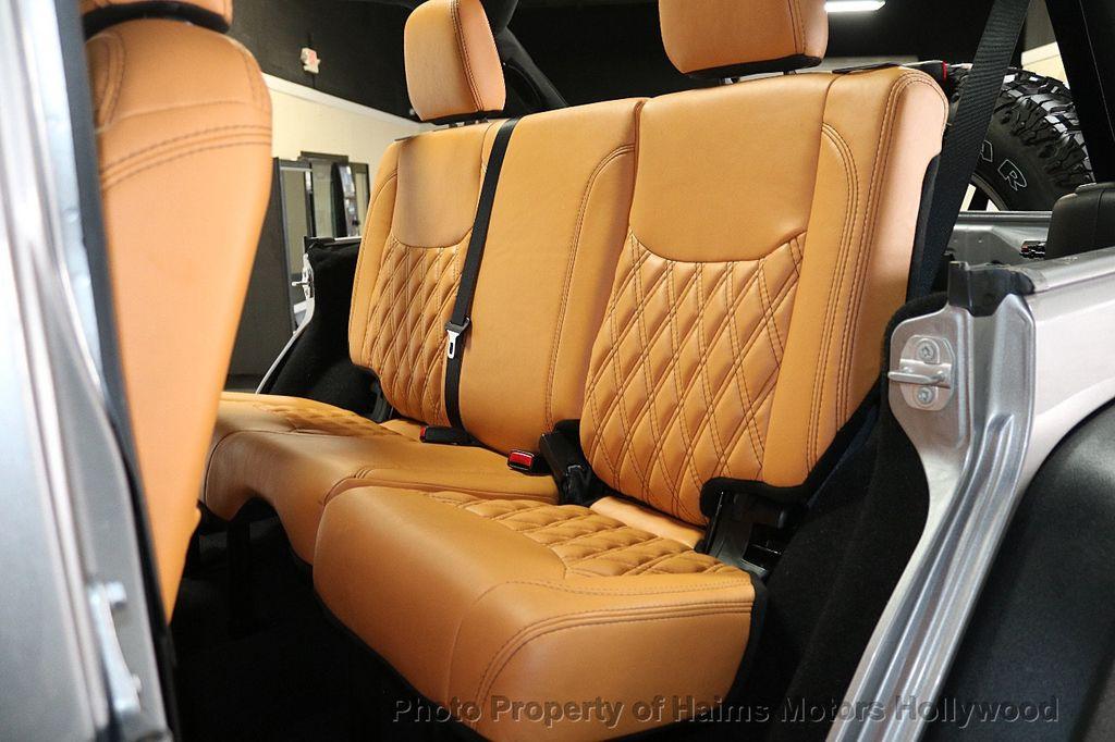 2017 Jeep Wrangler Unlimited Sport 4x4 - 17789449 - 26
