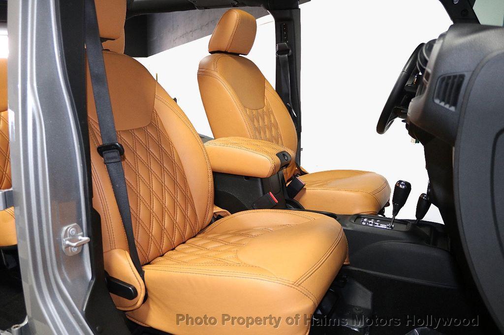 2017 Jeep Wrangler Unlimited Sport 4x4 - 17789449 - 28
