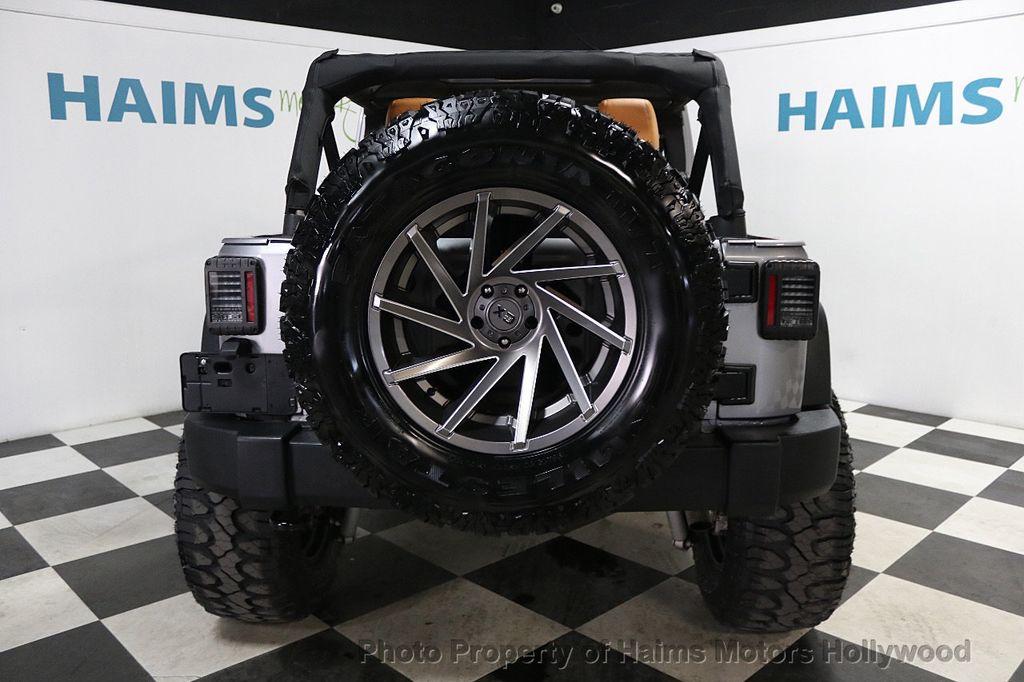 2017 Jeep Wrangler Unlimited Sport 4x4 - 17789449 - 6