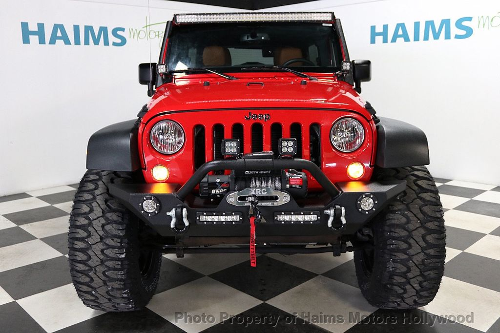 2017 Jeep Wrangler Unlimited Sport 4x4 - 18086219 - 13