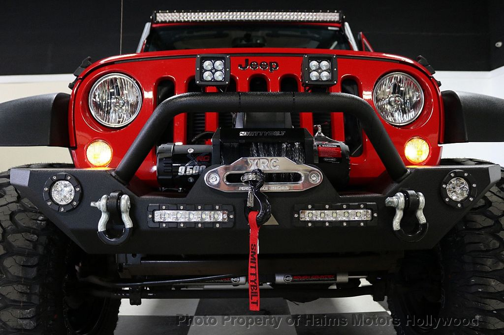 2017 Jeep Wrangler Unlimited Sport 4x4 - 18086219 - 22