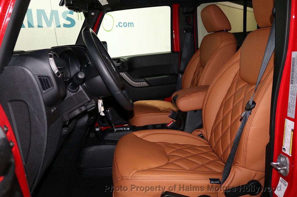 2017 Jeep Wrangler Unlimited Sport 4x4 - 18086219 - 32