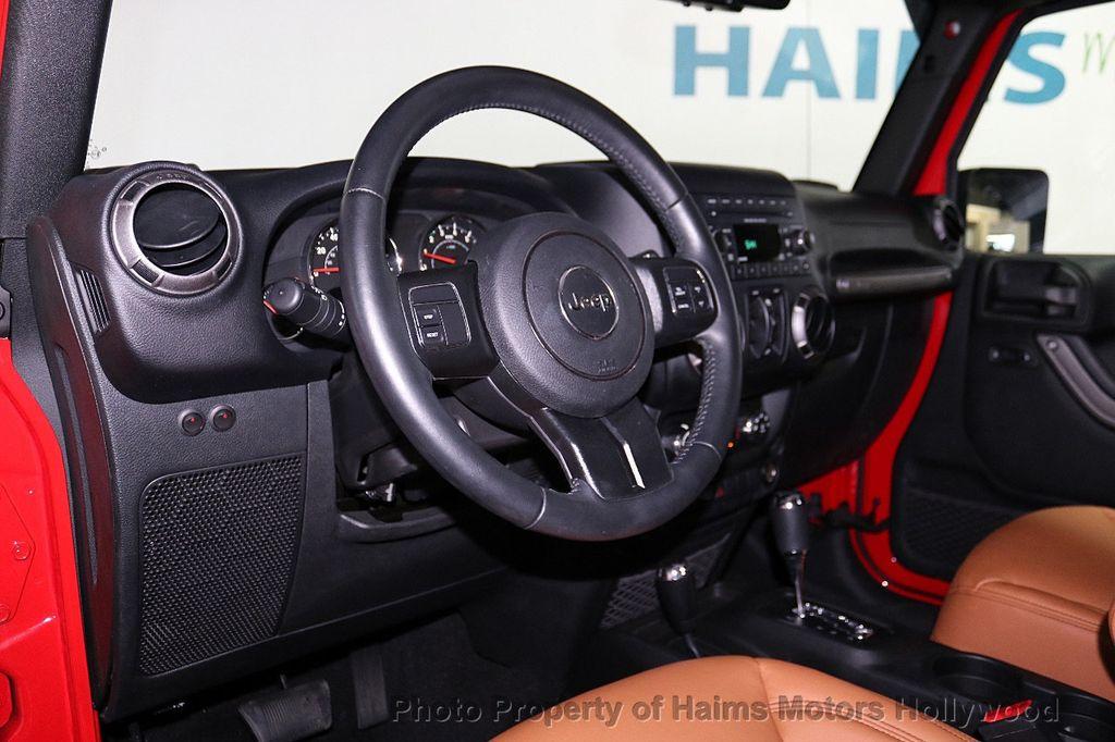 2017 Jeep Wrangler Unlimited Sport 4x4 - 18086219 - 33