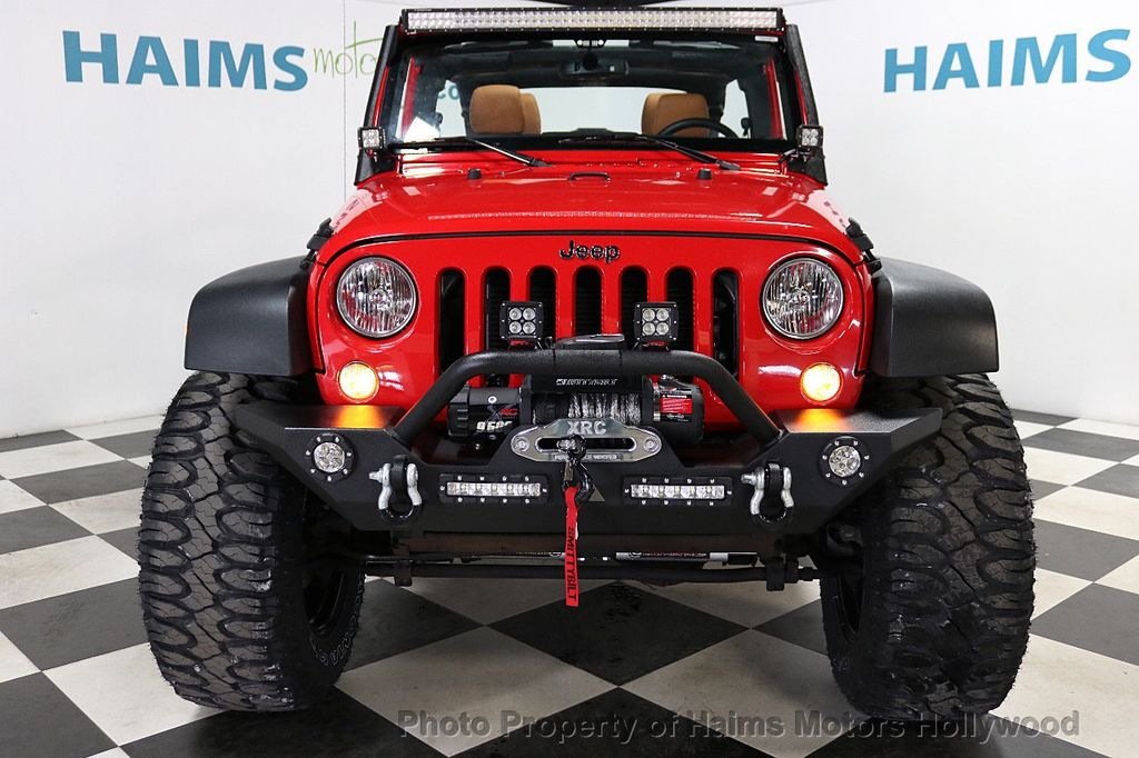 2017 Jeep Wrangler Unlimited Sport 4x4 - 18086219 - 3