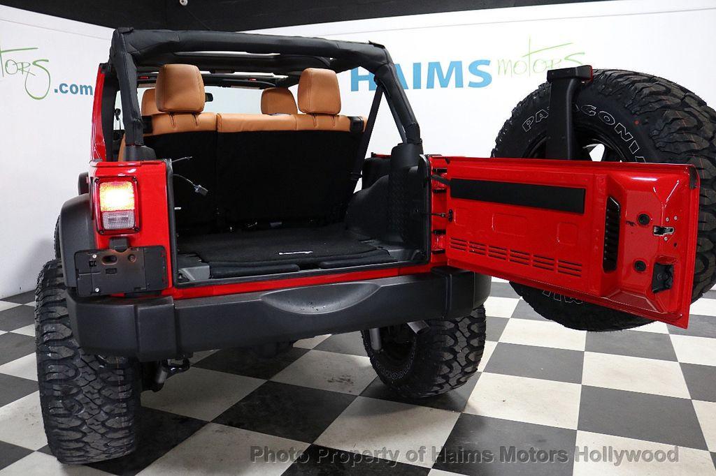 2017 Jeep Wrangler Unlimited Sport 4x4 - 18086219 - 8
