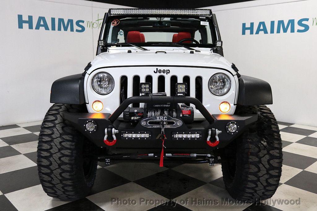 2017 Jeep Wrangler Unlimited Sport 4x4 - 18094539 - 11