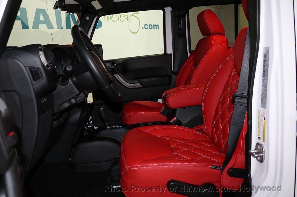 2017 Jeep Wrangler Unlimited Sport 4x4 - 18094539 - 44