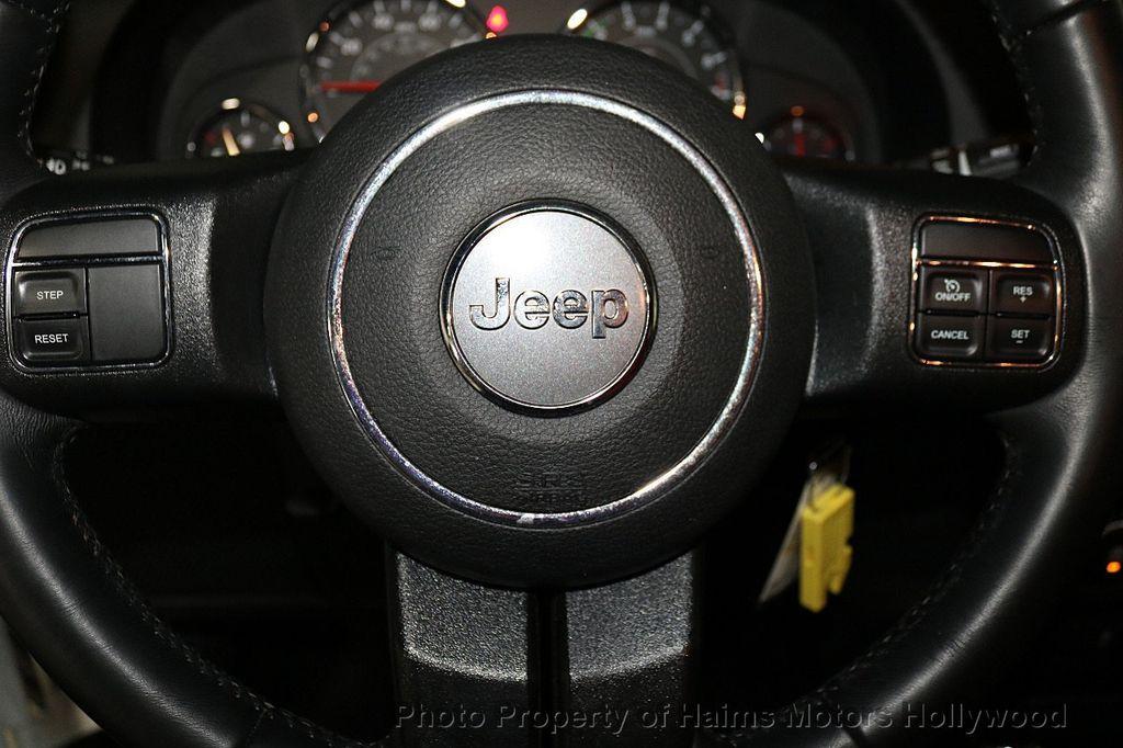 2017 Jeep Wrangler Unlimited Sport 4x4 - 18094539 - 52