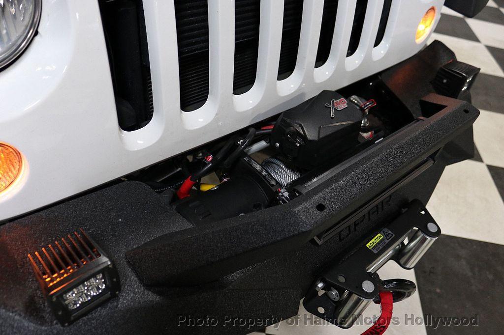 2017 Jeep Wrangler Unlimited Sport 4x4 - 18147715 - 20