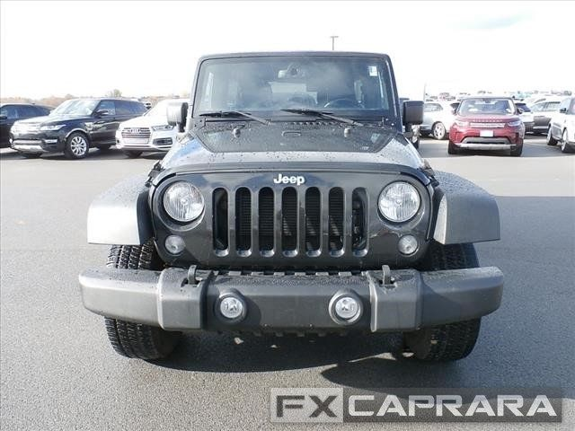 2017 Jeep Wrangler Unlimited Sport 4x4 - 18256736 - 7