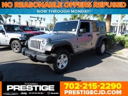 2017 Jeep Wrangler Unlimited - 1C4BJWDG2HL629768