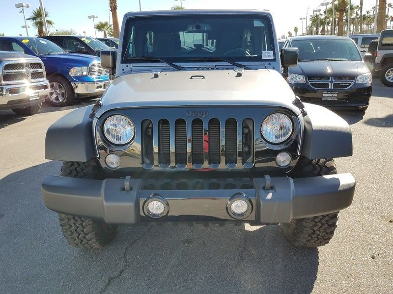 2017 Jeep Wrangler Unlimited Sport 4x4 - 17024253 - 1
