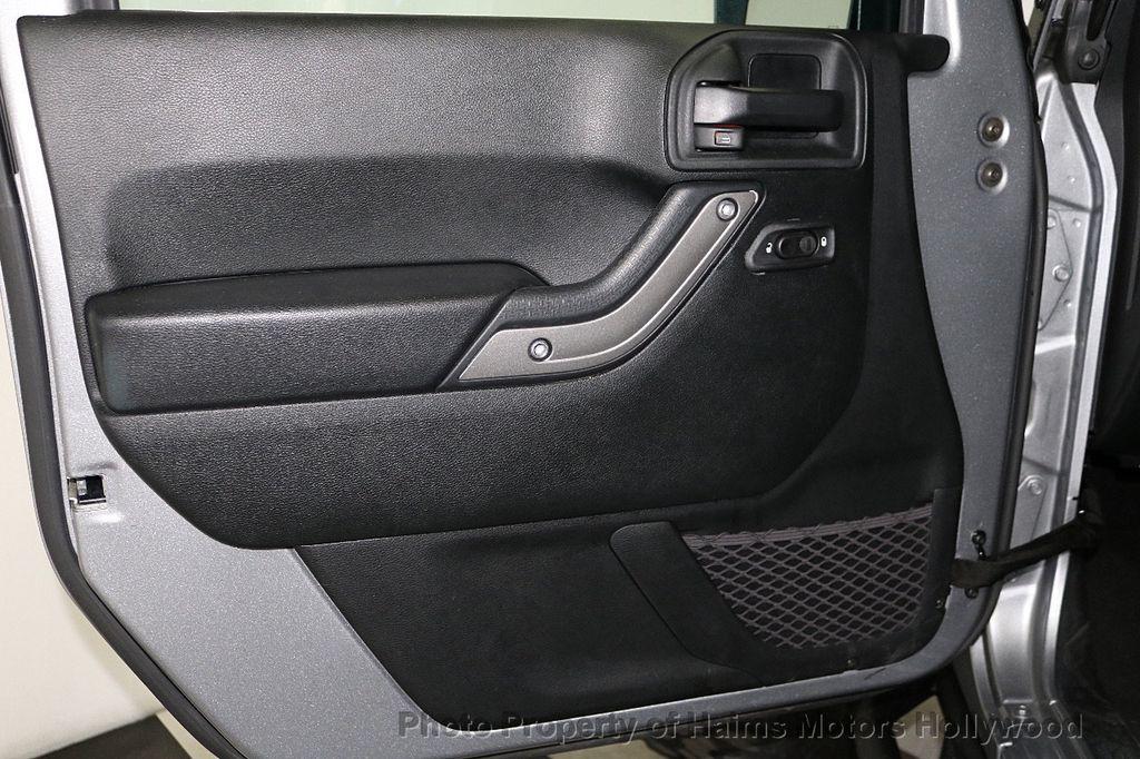 2017 Jeep Wrangler Unlimited Sport RHD 4x4 - 18542269 - 22