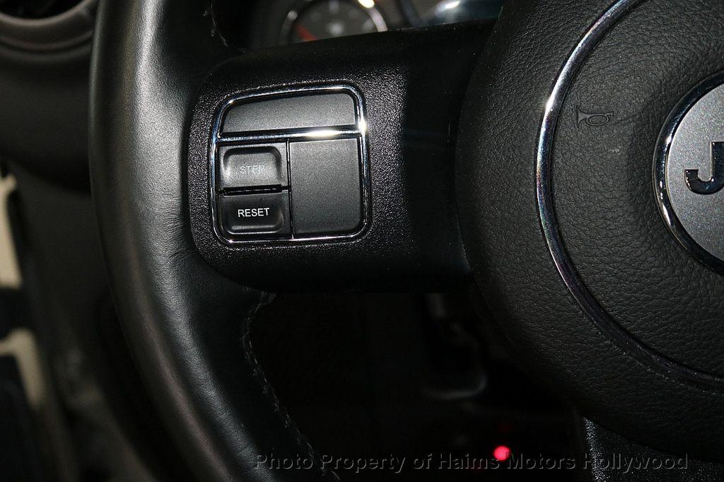 2017 Jeep Wrangler Unlimited Sport RHD 4x4 - 18542269 - 35