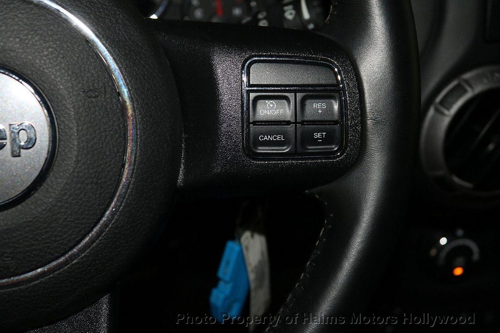 2017 Jeep Wrangler Unlimited Sport RHD 4x4 - 18542269 - 36