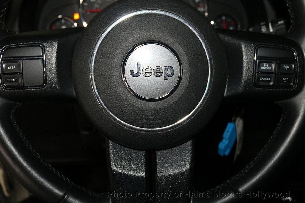 2017 Jeep Wrangler Unlimited Sport RHD 4x4 - 18542269 - 37