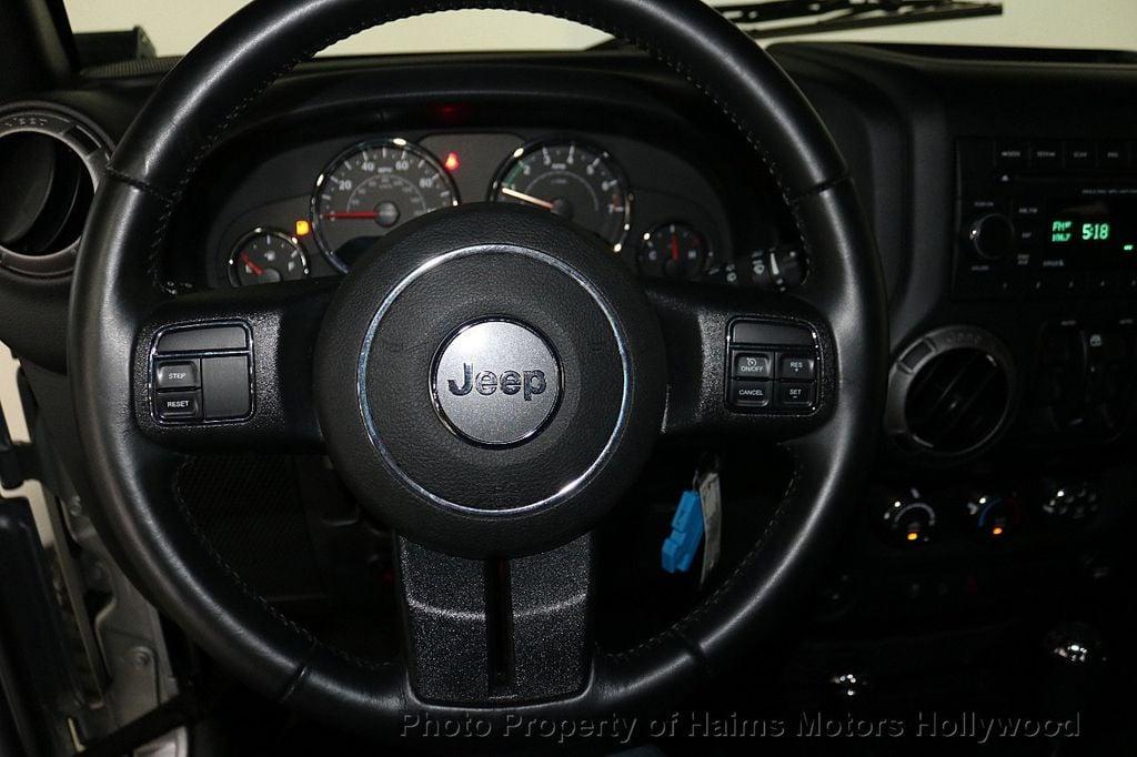 2017 Jeep Wrangler Unlimited Sport RHD 4x4 - 18542269 - 38