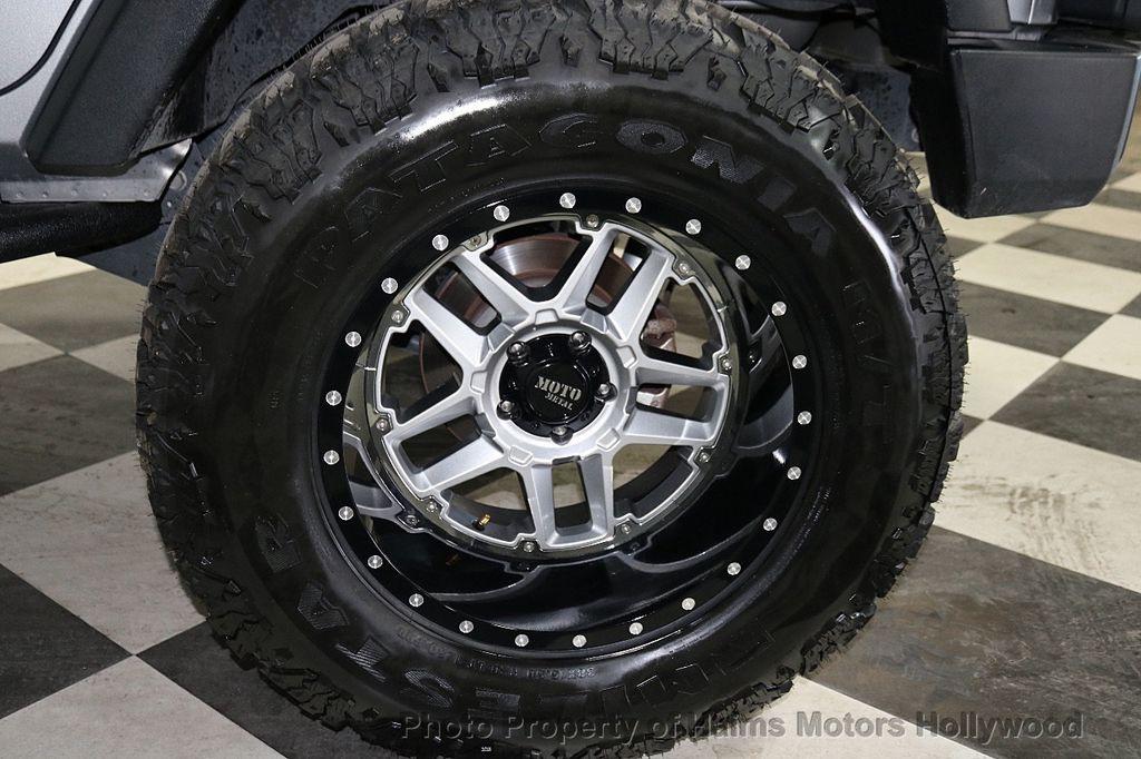 2017 Jeep Wrangler Unlimited Sport RHD 4x4 - 18542269 - 40