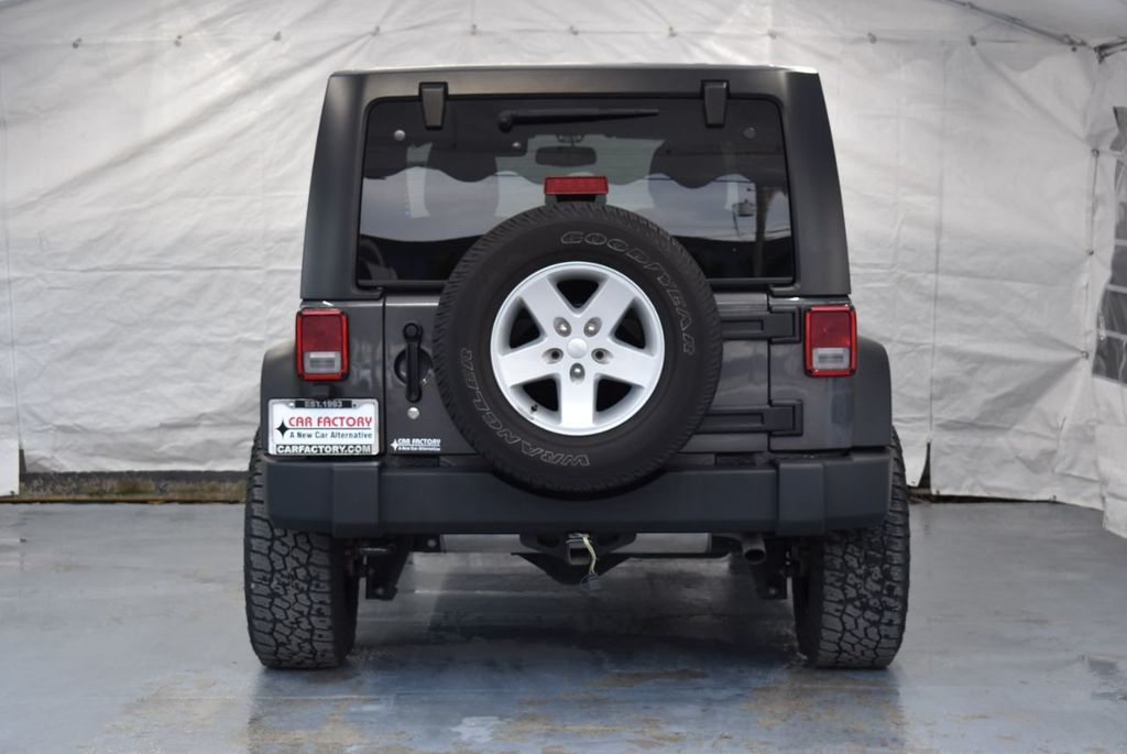 2017 Jeep Wrangler Unlimited UNLIMITED - 18343623 - 7