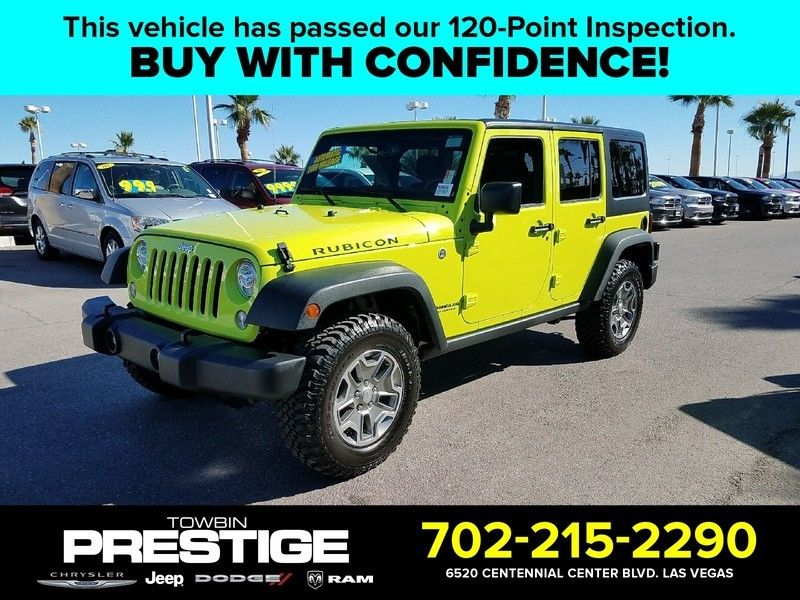 2017 Jeep Wrangler Unlimited UNLIMITED RUBICON - 17019714 - 0