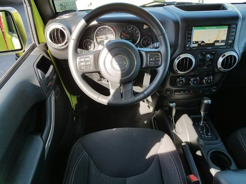 2017 Jeep Wrangler Unlimited UNLIMITED RUBICON - 17019714 - 9
