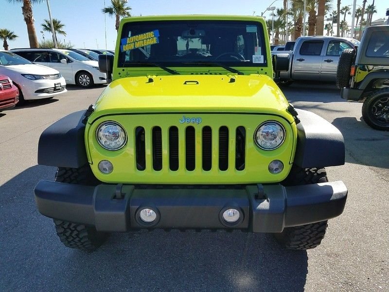 2017 Jeep Wrangler Unlimited UNLIMITED RUBICON - 17019714 - 1
