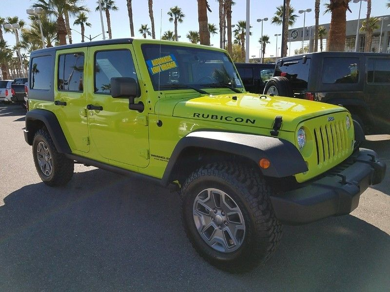 2017 Jeep Wrangler Unlimited UNLIMITED RUBICON - 17019714 - 2