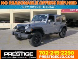 2017 Jeep Wrangler Unlimited - 1C4BJWDG1HL673857