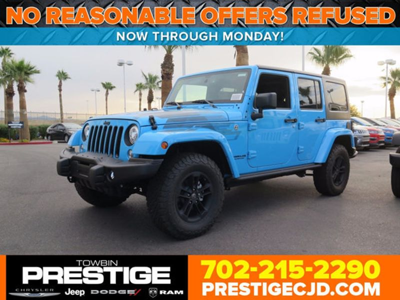 2017 Jeep Wrangler Unlimited Winter 4x4 - 16854277 - 0