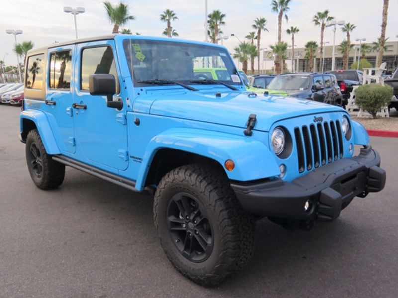 2017 Jeep Wrangler Unlimited Winter 4x4 - 16854277 - 2