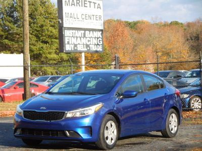 2017 Kia Forte LX Automatic - Click to see full-size photo viewer