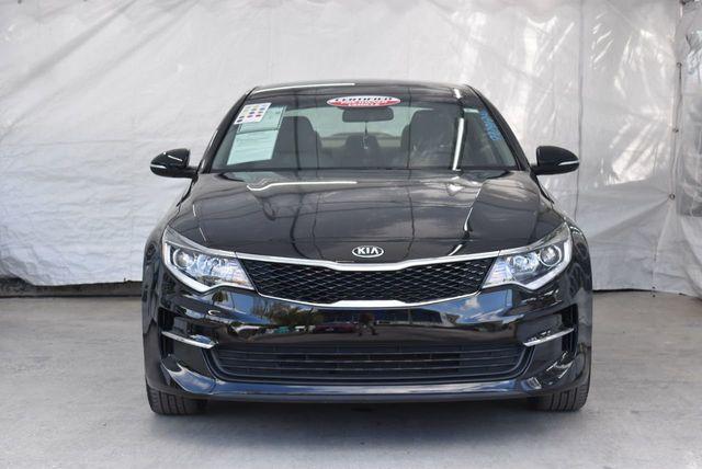 2017 Kia Optima Lx Automatic 18550617 2