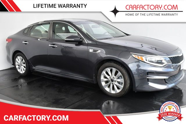 2017 Kia Optima Lx Automatic 18649735 0