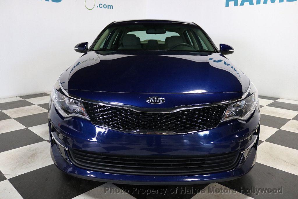 2017 Kia Optima LX Automatic - 18633901 - 2