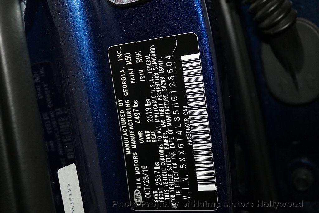 2017 Kia Optima LX Automatic - 18633901 - 29