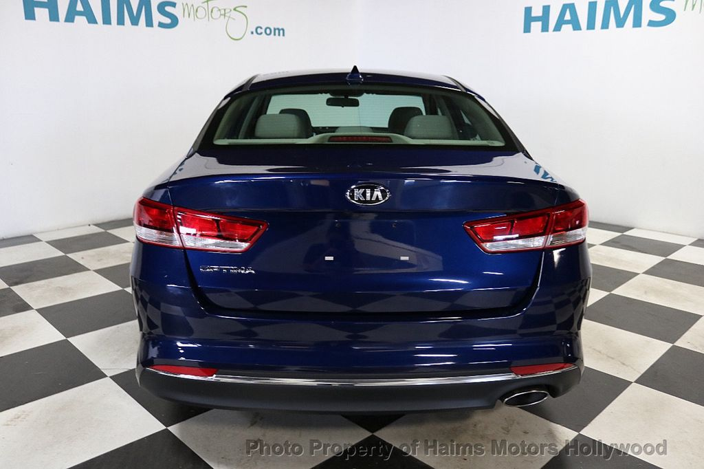 2017 Kia Optima LX Automatic - 18633901 - 5