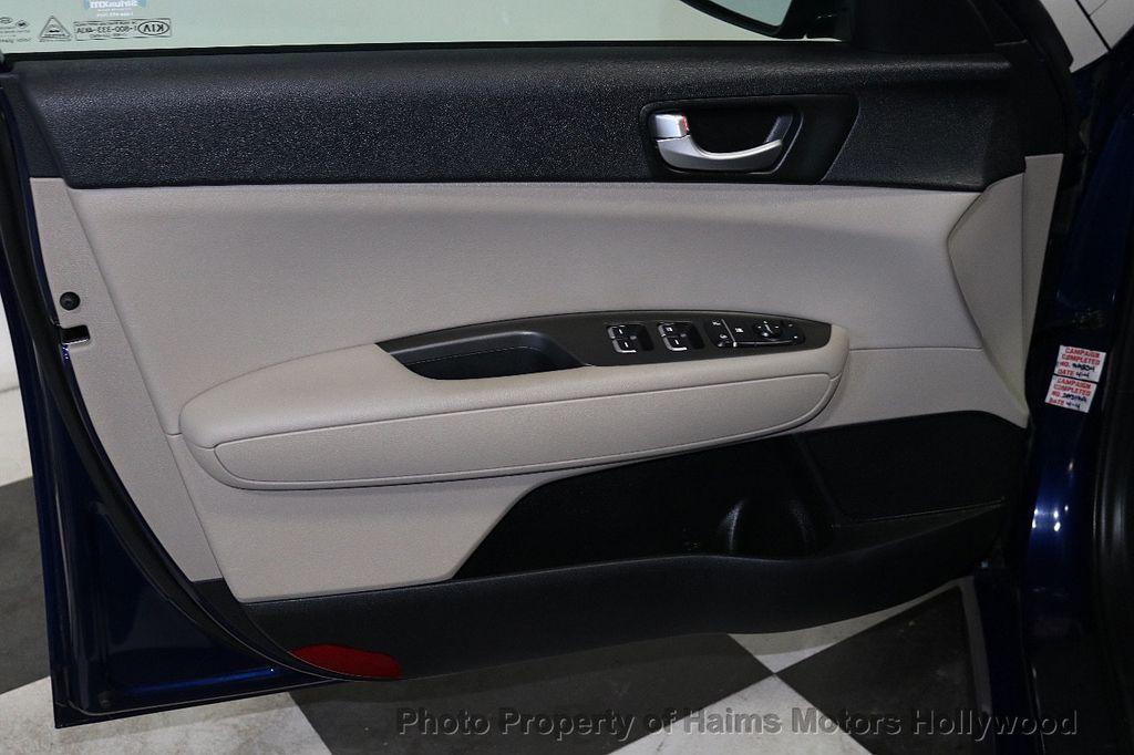 2017 Kia Optima LX Automatic - 18633901 - 8