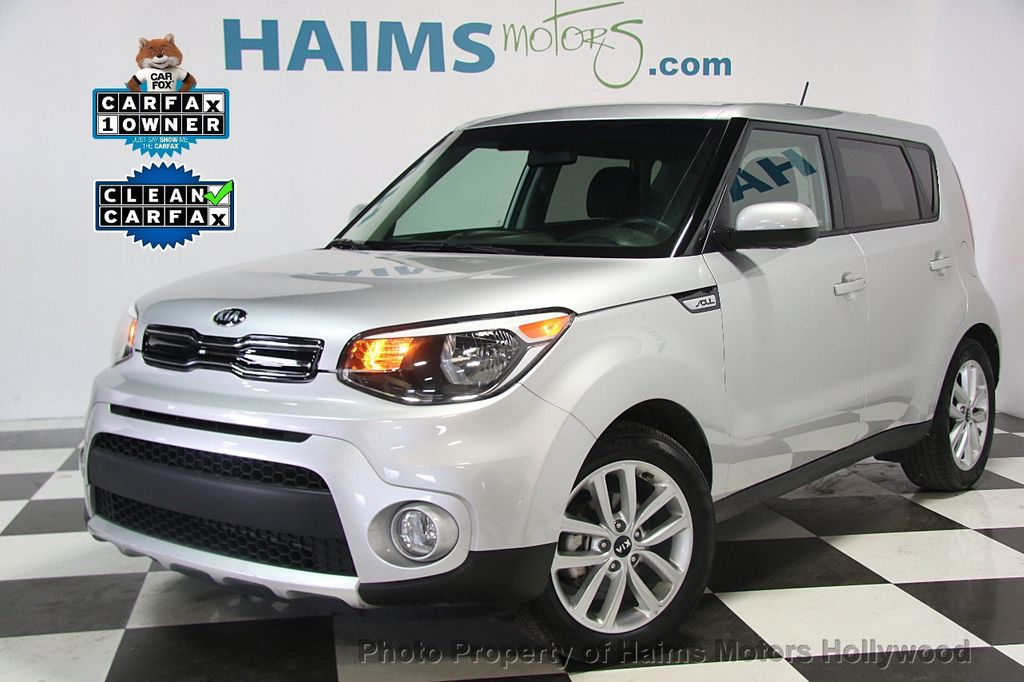 2017 kia soul automatic sedan for sale in hollywood fl 12 977 on. Black Bedroom Furniture Sets. Home Design Ideas