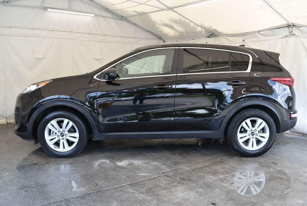 2017 Kia Sportage LX FWD - 17679414 - 4