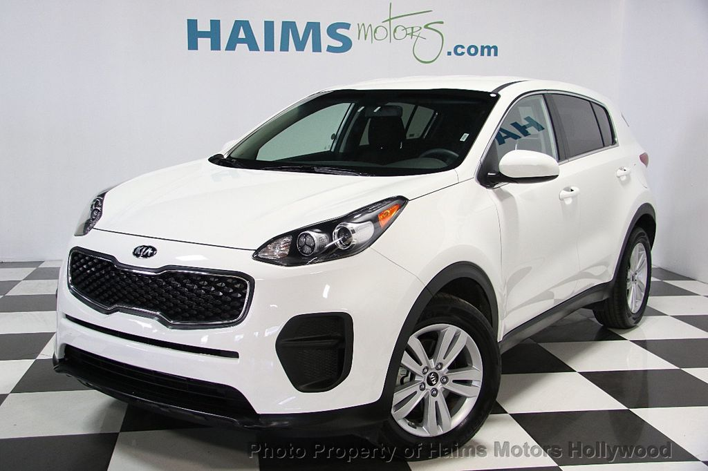 2017 used kia sportage lx fwd at haims motors serving fort lauderdale hollywood miami fl iid. Black Bedroom Furniture Sets. Home Design Ideas