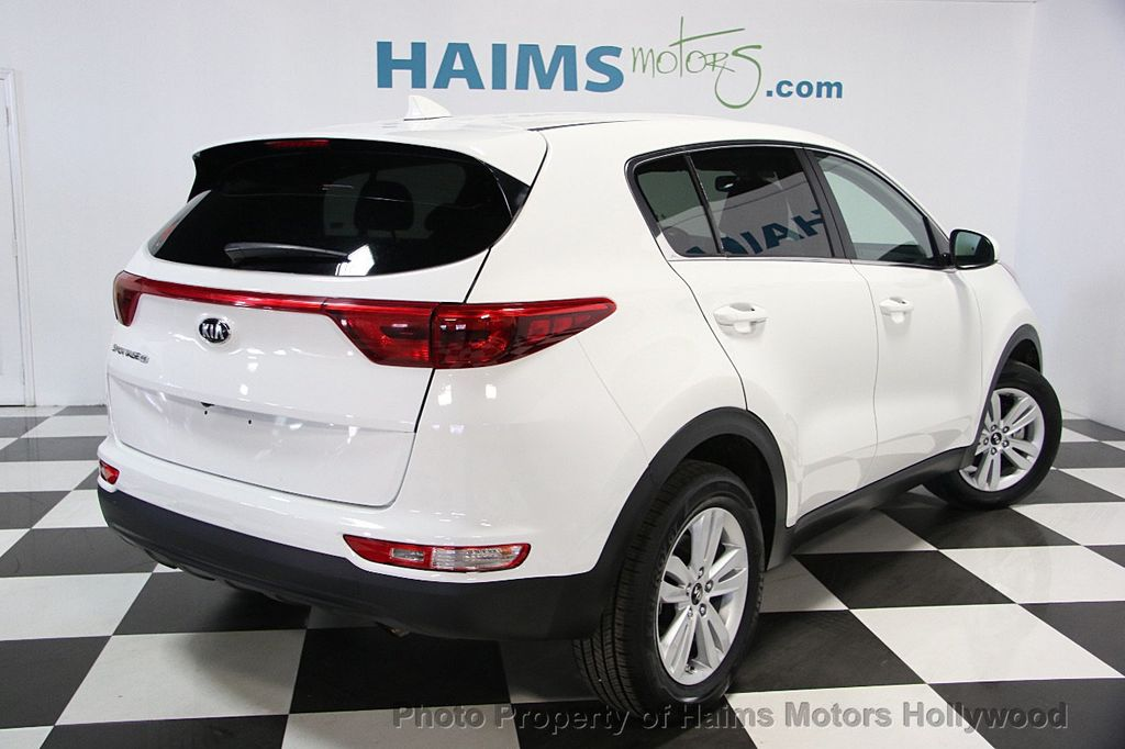 2017 used kia sportage lx fwd at haims motors hollywood serving fort lauderdale hollywood. Black Bedroom Furniture Sets. Home Design Ideas