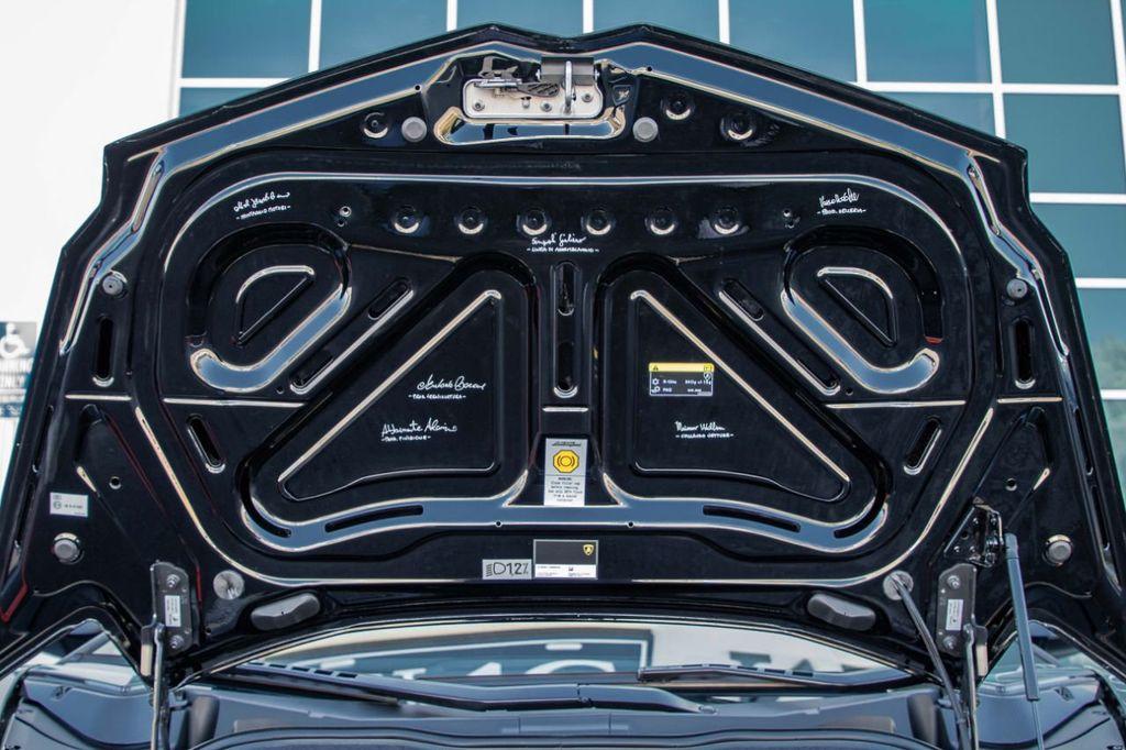 2017 Lamborghini Aventador SV  - 18603473 - 17