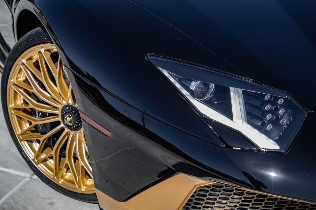 2017 Lamborghini Aventador SV  - 18603473 - 30