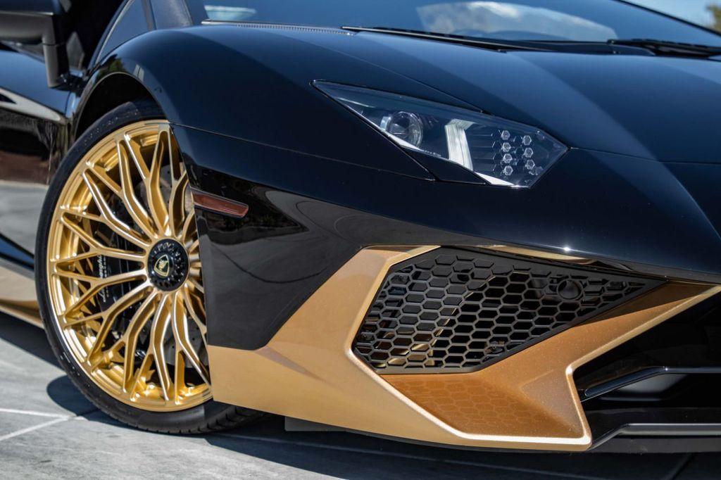 2017 Lamborghini Aventador SV  - 18603473 - 33