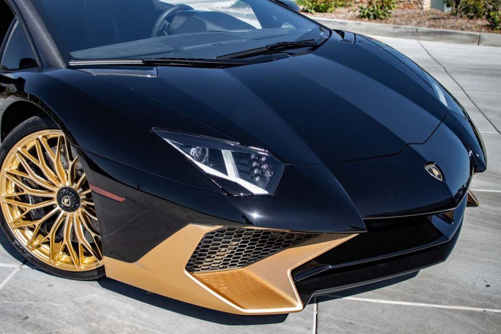 2017 Lamborghini Aventador SV  - 18603473 - 34