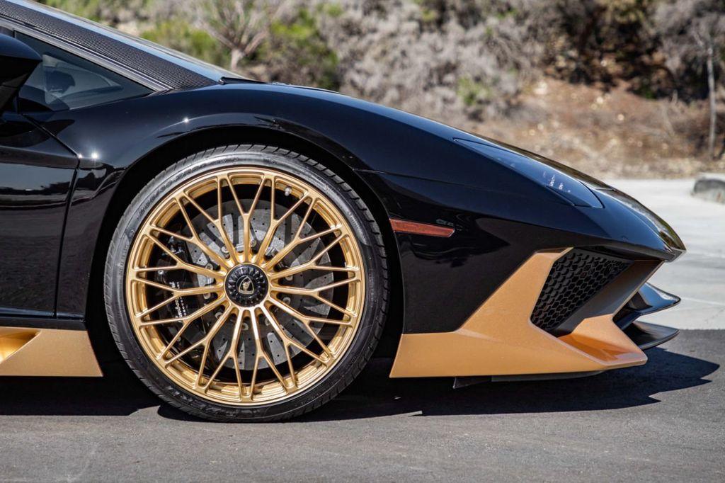 2017 Lamborghini Aventador SV  - 18603473 - 43